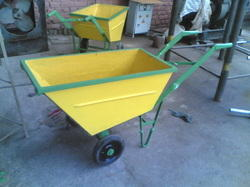 SNS 714 Wheel Barrow Dustbin