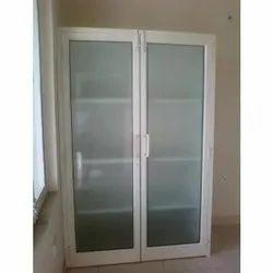 Glass Almirah