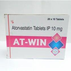 Atorvastatin Tablets IP 10 mg