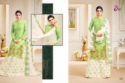 Full Sleeve Padmini Salwar Suit