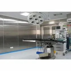 Emergency Surgery Operation Theater
