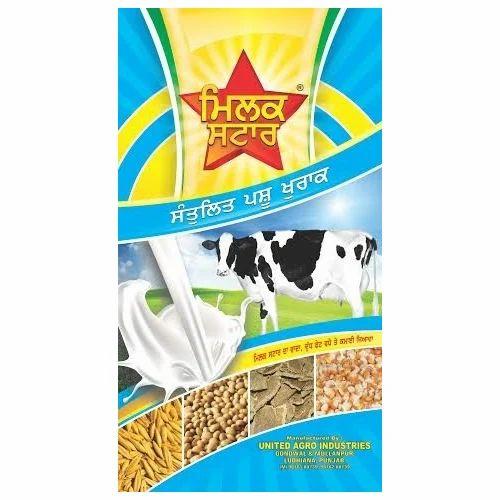 Milk Star Cattle Feed - Milk Star Cattle Feed 3000