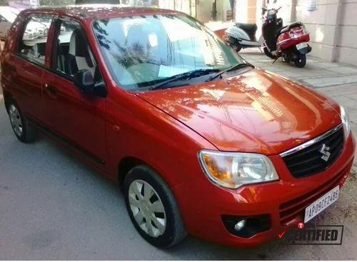 Used Maruti Suzuki Alto K10 Vxi Ambey Car World Pune Id