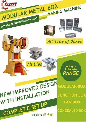 Electric Box Setup: Electric Metal Box Making Machinerh:indiamart.com,Design