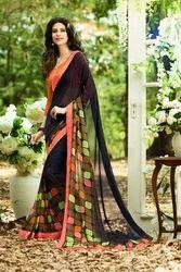 Multicolor Silk Sarees