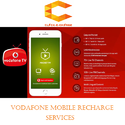 Vodafone Prepaid Mobile Recharge Service