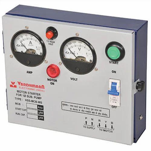 Motor Starter Panel Boards - DOL Motor Starter Wholesale Trader from
