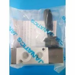 Janatics Lever Operated Solenoid Valve DS255HD61, Packaging Type: Packet