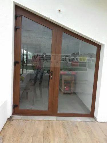 Residential UPVC Sliding Door