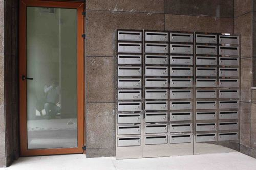 Apartment letter boxes - Apartment Letter Boxes Manufacturer from Pune