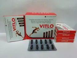 Vitlo Cap (Gineseng Multivitamin Cap)
