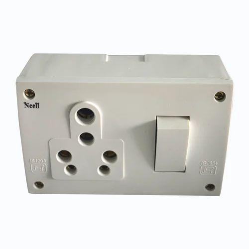 Combine Switch Socket