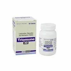 Triomune Junior Tablets