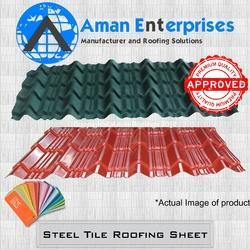 Steel Tile Roofing Sheet