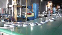 Aluminum Utensil Making Plant