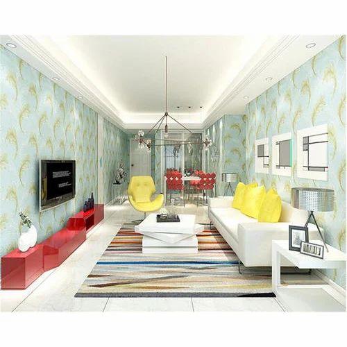 Living room 3d wallpaper vijay - The living room mumbai maharashtra ...