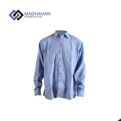 OEM NFPA 2112 High Quality Cotton Fireproof Shirt
