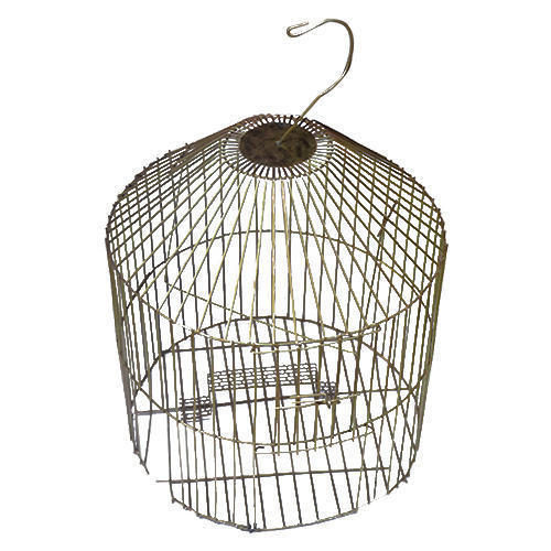 9a66db702 Parrot Bird Cage For Designed To House Birds As Pets, Rs 150 /piece ...