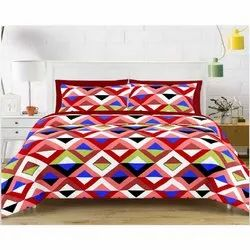 Check Printed Bed Sheet