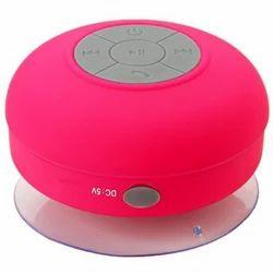 Pink Waterproof Speaker