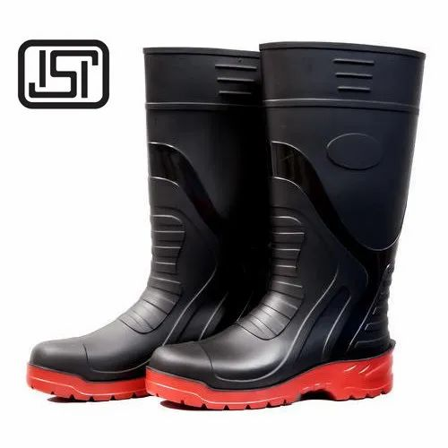 11bbbcc1b87 Scorta Steel Toe Isi Approved Pvc Gumboot