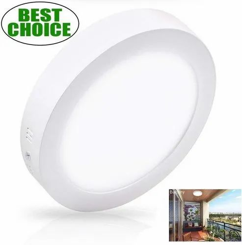 Gesto 12w Led Bathroom Ceiling Light Cool Day White Surface Mounted Led Light Fittings For Ceiling Flat Led Panel Light Led Panel Light Emitting Diode Panel Light À¤à¤²à¤ˆà¤¡ À¤ª À¤¨à¤² À¤² À¤‡à¤Ÿ Skymart