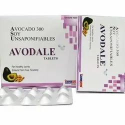 Avocado 300 Soy Unsaponifiables Tablets
