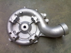 Sandblasted Finishing Aluminum Gravity Die Castings