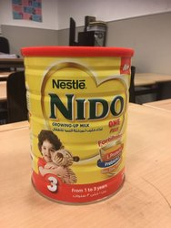 Nestle Nido Red Cap Milk Powder
