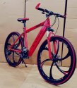 Being Human Red BH27 Cycle