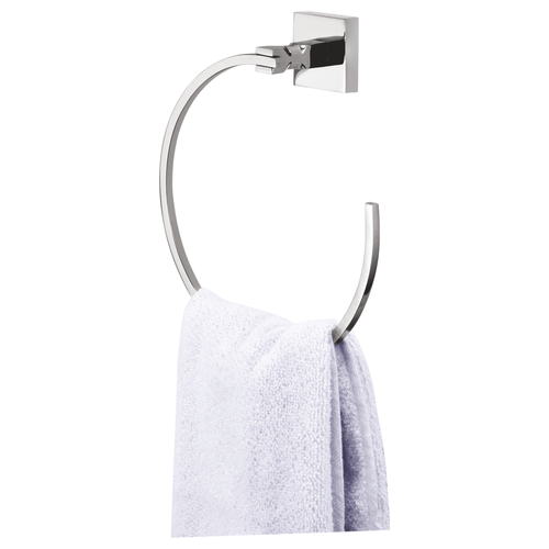Krm Chrome Plating Brass Towel Ring Krm Dekors International Id