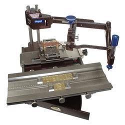 2D Pantograph Engraving Machine