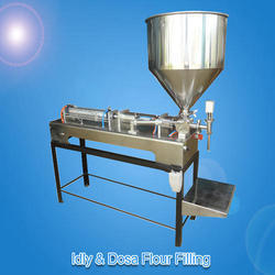 Batter Paste Filling Machine Idly Dosa Mavu