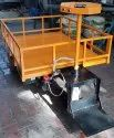 Battery Operated trolley with Tilting buvket