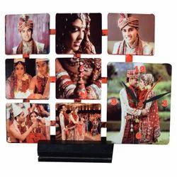 VHPC-8 Sublimation Hardboard Photo Frame