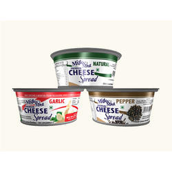 Milky Mist Spread Cheese 200gms, Packaging Type: Plastic Cup