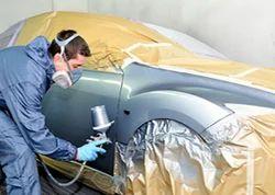Car Denting And Panting Service