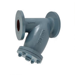 Zoloto Cast Iron Y-Type Strainer Flanged
