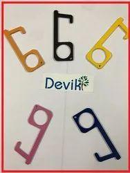 covid safety key - covid key