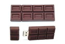 Chocolate Shape USB Drive