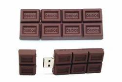 Chocolate Shape USB Drive
