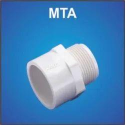 CPVC Plain MTA, Size: 1 inch