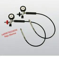 Bauer Breathing Air Compressors Filling Gauge Pressure 300 Bar