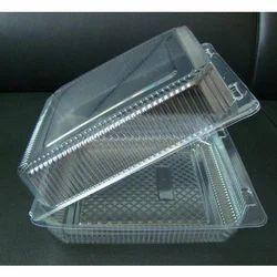 Transparent Raisin Tray Roll Density 1.3 - 1.5 g/cubic Meter