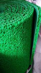 Green Electrical Rubber Mats