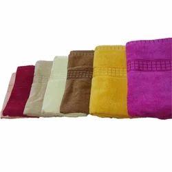Plain Hotel Cotton Towel