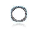 Silver Diamond Designer Bracelet