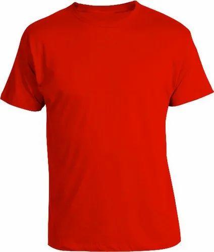 Teespire 2 Years To Xxl Round Neck Cotton Tshirts, 1