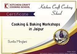 Certificate Course In Cooking and Home Management