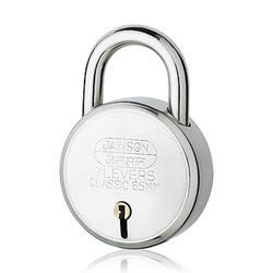 Jainson With Key Classic BCP Padlocks, Packaging Size: > 100 Pieces, Stainless Steel
